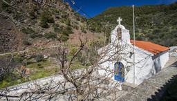 Die Kapelle Agios Joannis in Kameni Chora/Methana. (c) Tobias Schorr