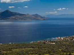 Agios Georgios & die Nachbarinsel Ägina, 2015
