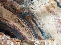 Wandfresken in der Kapelle Agios Dimitrios. (C9 Tobias Schorr, November 2015