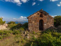 Die Kapelle Agios Dimitrios im November 2015. (c) Tobias Schorr