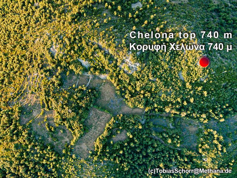 Der Hauptgipfel des Vulkans Chelona. (c) Tobias Schorr 2016