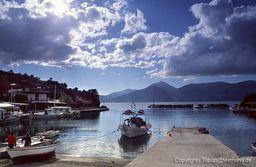 Fishing port Vathy. (c) Tobias Schorr