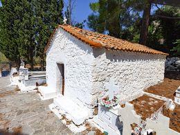 Die Kapelle Agios Joannis in Kypseli. (c) Tobias Schorr