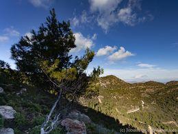 Die Landschaft ist ein tolles Erlebnis auf dieser Route! (c) Tobias Schorr