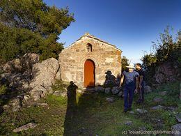 Die Kapelle Agios Joannis bei Kounoupitsa. (c) Tobias Schorr