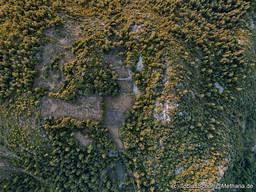 Die Hochebenen um den Chelon-Gipfel auf Methana. (c) Tobias Schorr