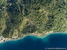 Der Hügel Lofiskos gehörte zu einem Vulkankrater. (c) Tobias Schorr