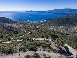 Der kleine Pass an der Kapelle Agios Panteleimonas. (c) Tobias Schorr