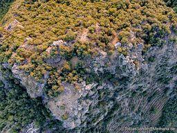 Der Gipfel des Profitis Ilias ist eines der schönsten Wanderziele auf Methana. (c) Tobias Schorr
