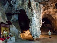 In der Höhle der Zoodohos Pigis Kirche