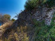 Ein antikes, römisches Bad bei Kato Mouska