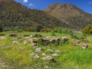 Das mykenische Heiligtum auf Methana