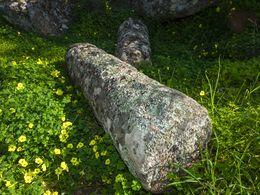 Reste antiker Säulen (c) Tobias Schorr