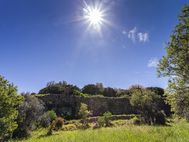 Die Mauern der Akropolis Paliokastro bei Vathy / Methana (c) Tobias Schorr