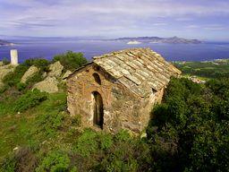 Die Kapelle Agios Dimitrios. März 2009. (c) Tobias Schorr