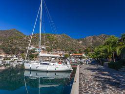 Fishing port Vathy. (c) Tobias Schorr 2016