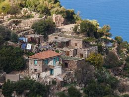 The village Pano Mouska / Palia Loutra (c) Tobias Schorr