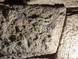 Dieses Detail entdeckte ich durch Zufall erst 2015 und es ist nur bei entsprechender Beleuchtung zu sehen. Der Stier ist auch auf vielen antiken Säulen zu finden. (c) Tobias Schorr