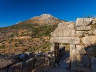 Das Nord-Tor von Mykene
