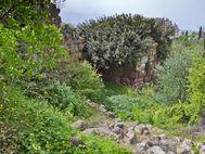 Der Eingang zur antiken Festung Paliokastro (c) Tobias Schorr