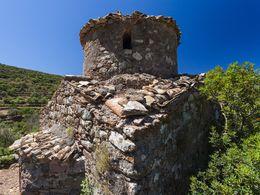 Die Panagitsa-Kapelle bei Megalochori. (c) Tobias Schorr 2016