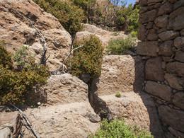 Ancient worked rock. Part of older buildings? (c) Tobias Schorr