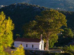 Die Panagia-Kapelle bei Steno. (c) Tobias Schorr