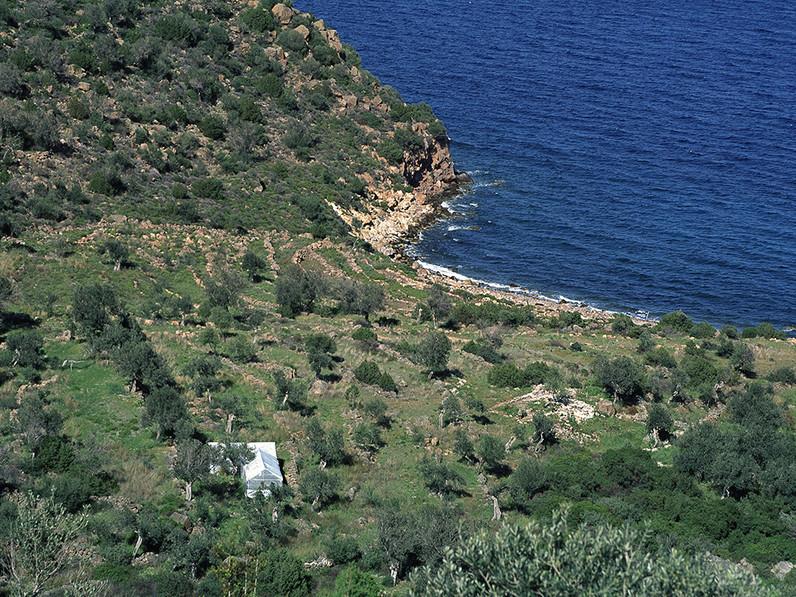 An view of the Thiafi bay in 1991. (c) Tobias Schorr
