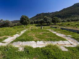 Das antike Asklepion in Troizen