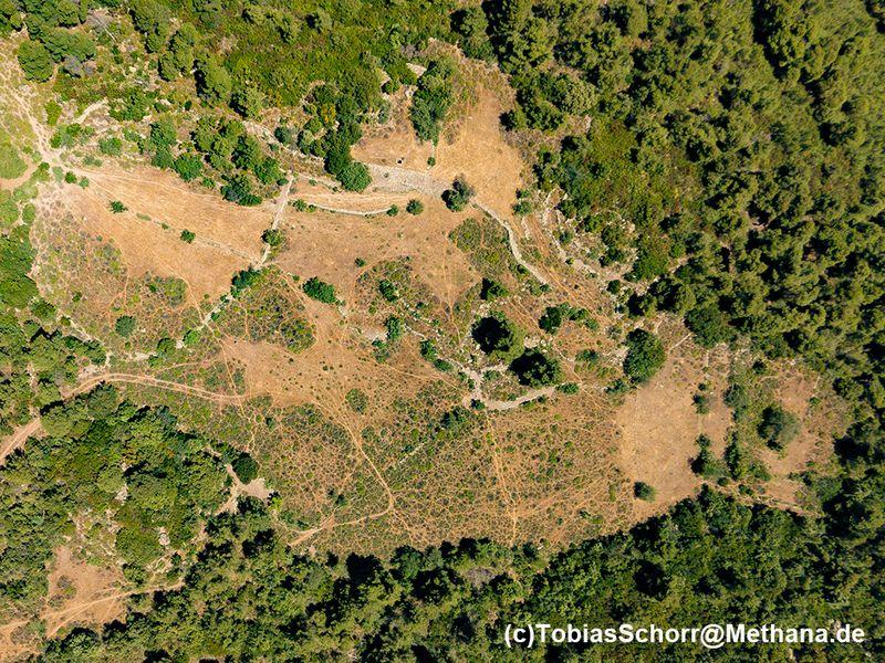 Luftbild der Varkesa-Hochebene. (c) Tobias Schorr