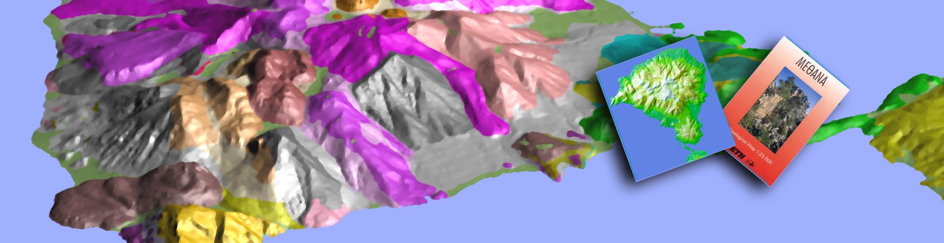 Methana Geologie