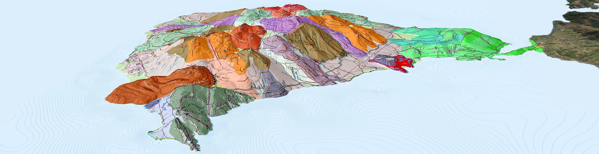 Εισαγωγή στην γεωλογική ιστορία των Μεθάνων