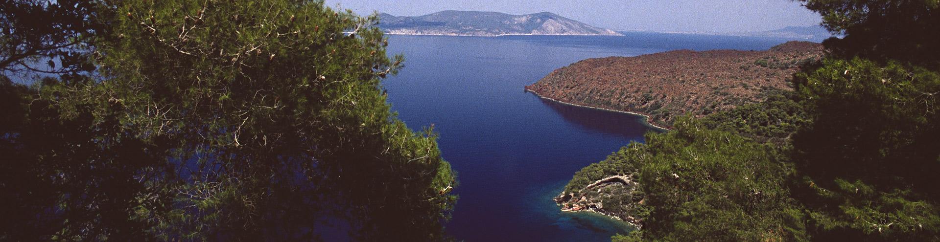 Agios Andreas volcano