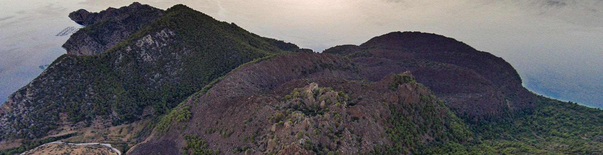Το νεότερο ηφαίστειο των Μεθάνων